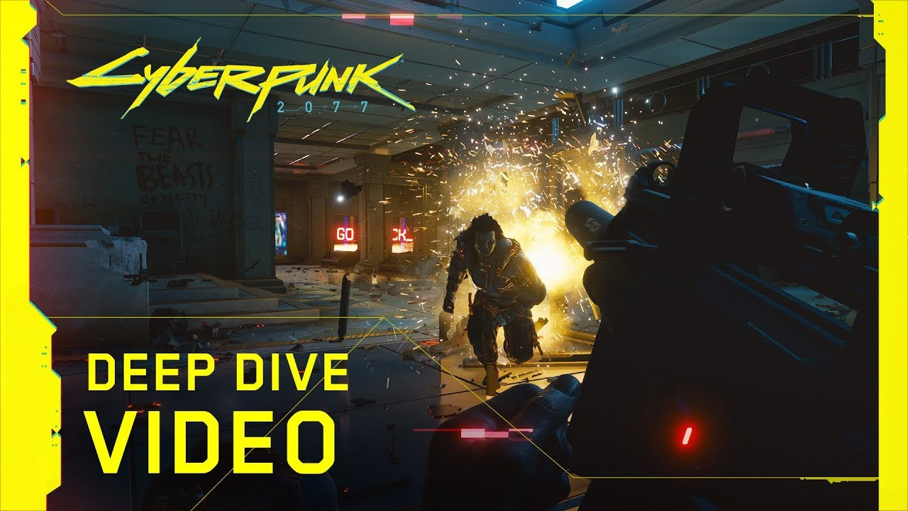 Cyberpunk 2077 – Deep Dive Video Videosu