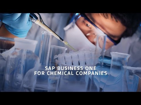 SAP in Chemical Industry. Overview Video