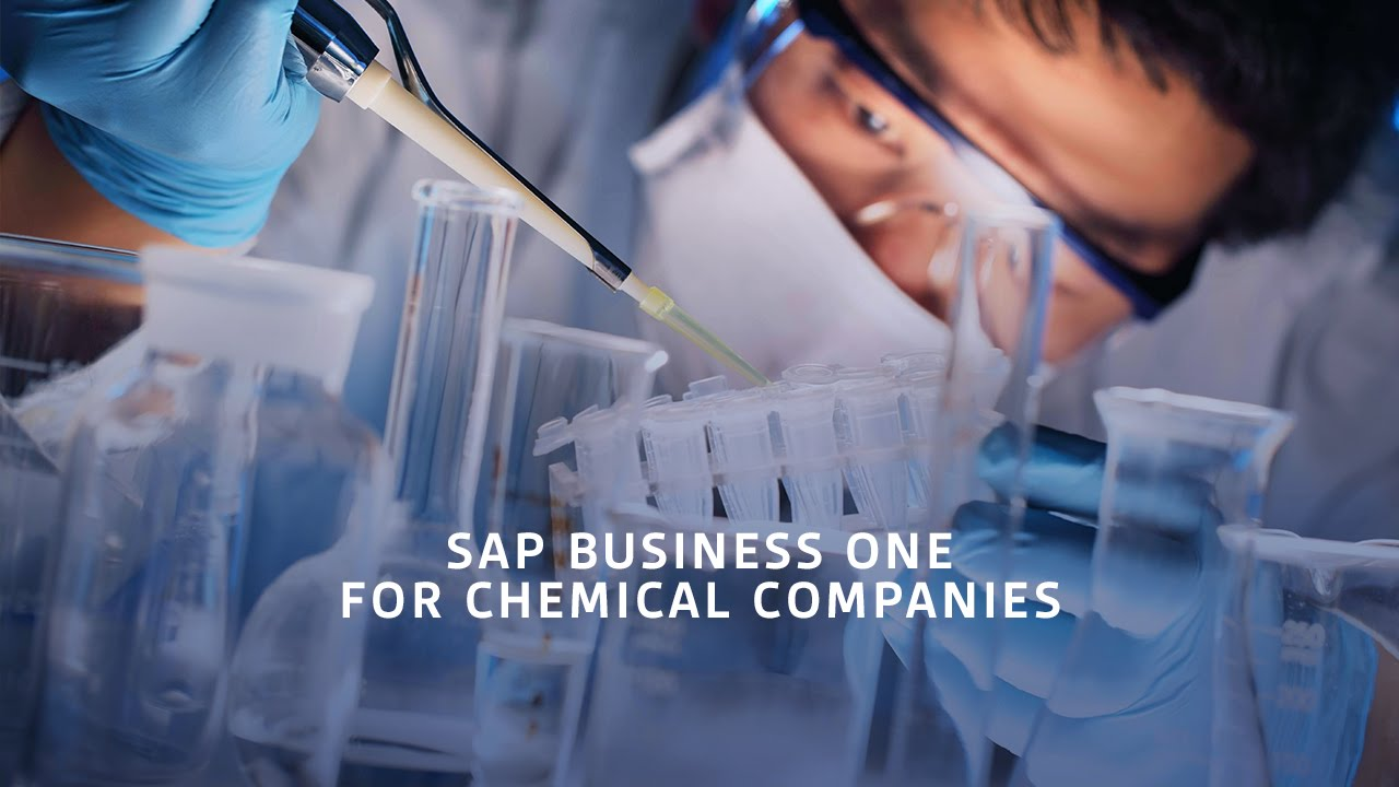 SAP in Chemical Industry  Overview Video