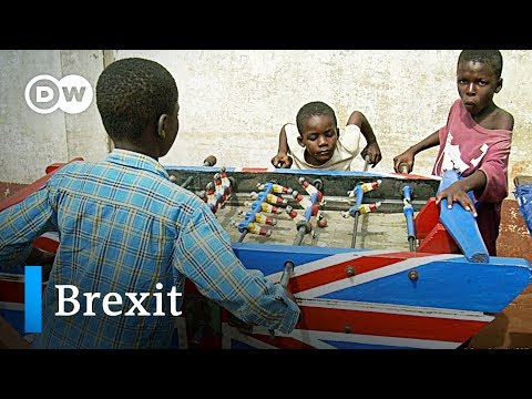 What does Brexit mean for the rest of the world? | DW News