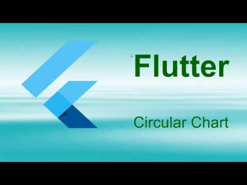 Flutter - Circular Chart - YouTube