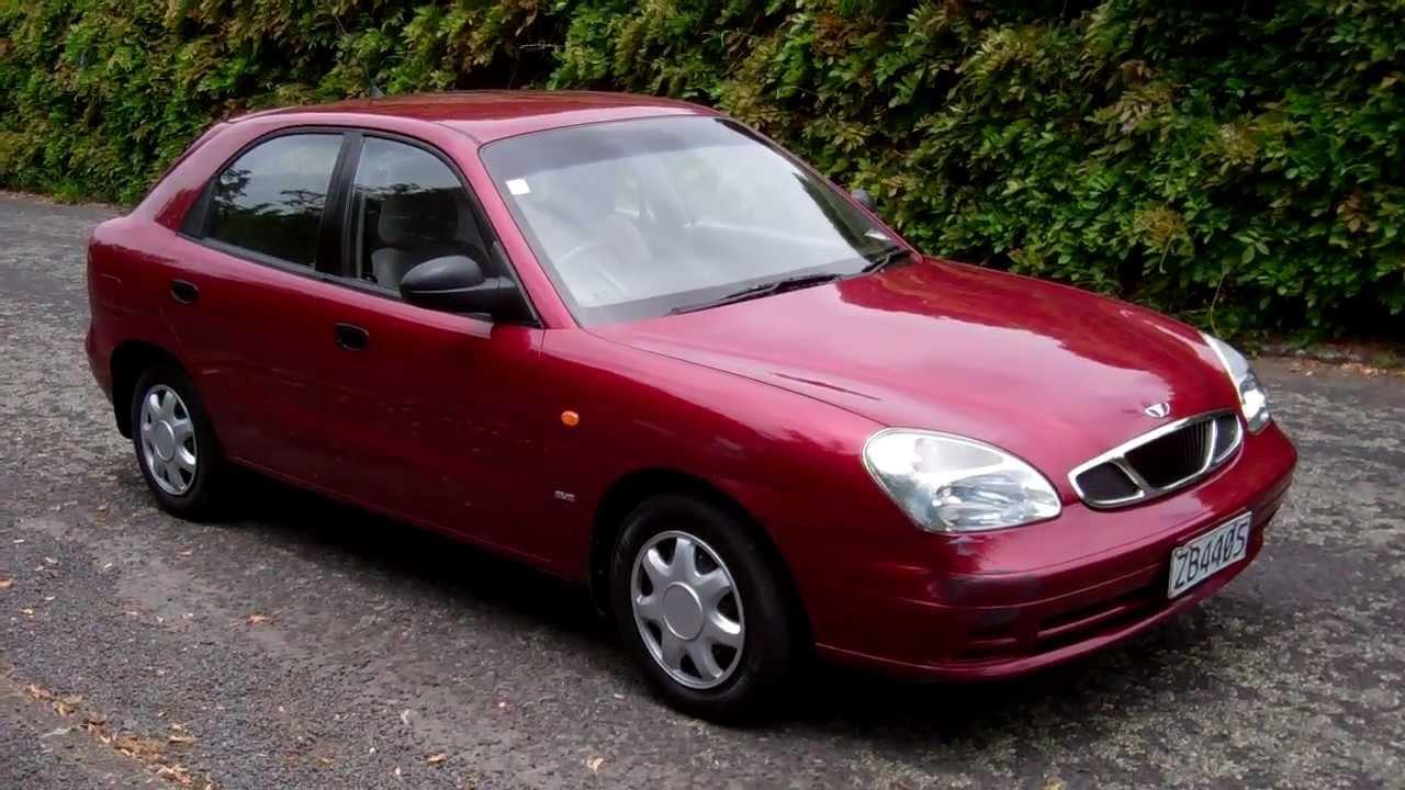 2000 daewoo nubira se hatch 1 reserve cash4cars cash4cars sold  [ 1280 x 720 Pixel ]