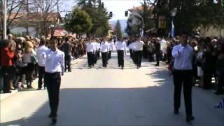 Αρναία - Εορτασμός 25ης Μαρτίου 2012.wmv