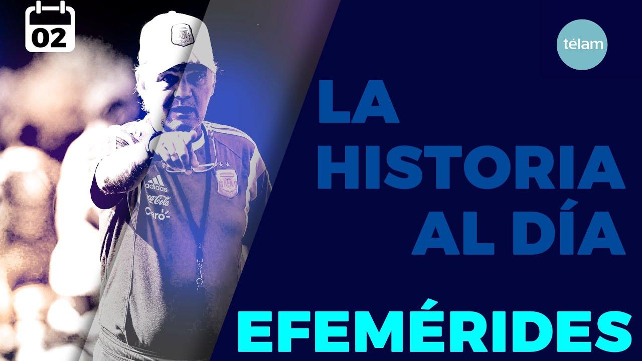 LA HISTORIA AL DÍA (EFEMÉRIDES 02 SEPTIEMBRE)