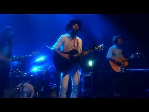 Jonathan Wilson Live In Shoreditch, London, UK 03.06.14 (Cecil Taylor Pt 1)