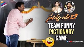 Savyasachi Team FUNNY Pictionary Game | Naga Chaitanya | Nidhhi Agerwal | MM Keeravani