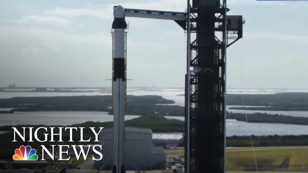 SpaceX's Crew Dragon slated to bring NASA astronauts home for ...