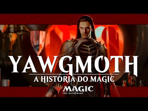 YAWGMOTH - Magic:
