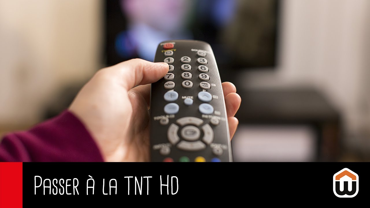Passer A La Tnt Hd Comment Installer Un Decodeur Tnt Hd Youtube