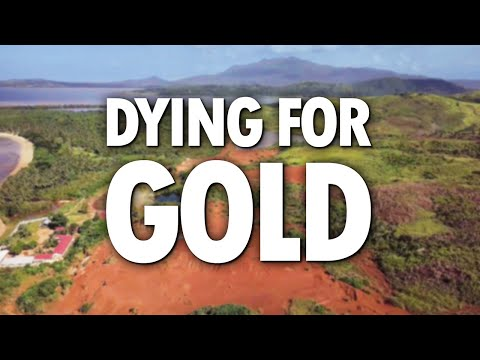 Dying for Gold   The Philippines' Illegal Treasure Mines   Illegal Gold Mining   Modern Slavery