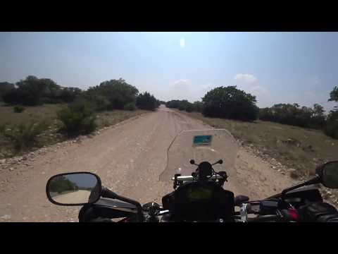 Kimble County Road 410 - Texas Hill Country Rides