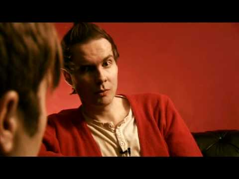 Jonsi Interview - Part 1