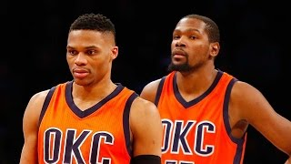 Kevin Durant Lied To Russell Westbrook About Coming Back To Okc