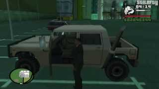 GTA San Andreas - Import/Export Vehicle #8 - Patriot