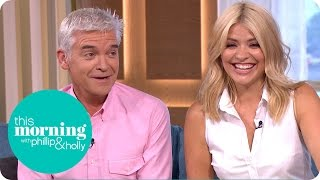 Ferne Does A Hilarious Impression Of Vicky Pattison While Discussing Mario Falcone | This Morning