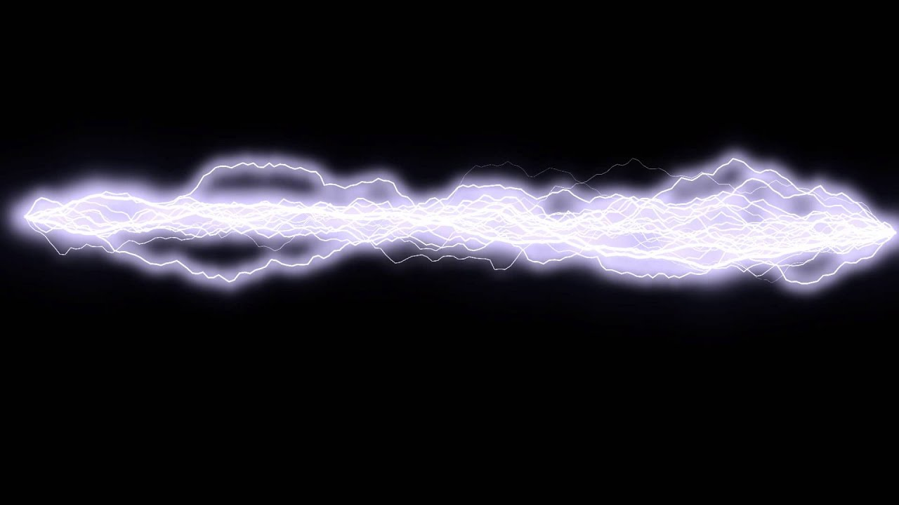 Electric Energy Black Background ANIMATION FREE FOOTAGE HD ...  Electric Energy...
