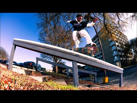 The No Comply X Thrasher Video