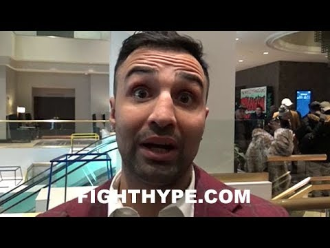 PAULIE MALIGNAGGI DISCUSSES AMIR KHAN SIGNING WITH EDDIE HEARN; GETS HONEST ON KHAN FIGHTING BROOK