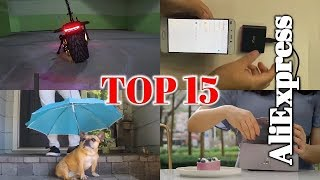 Top 15! Best Aliexpress Products. Review Electronics. Technology Review