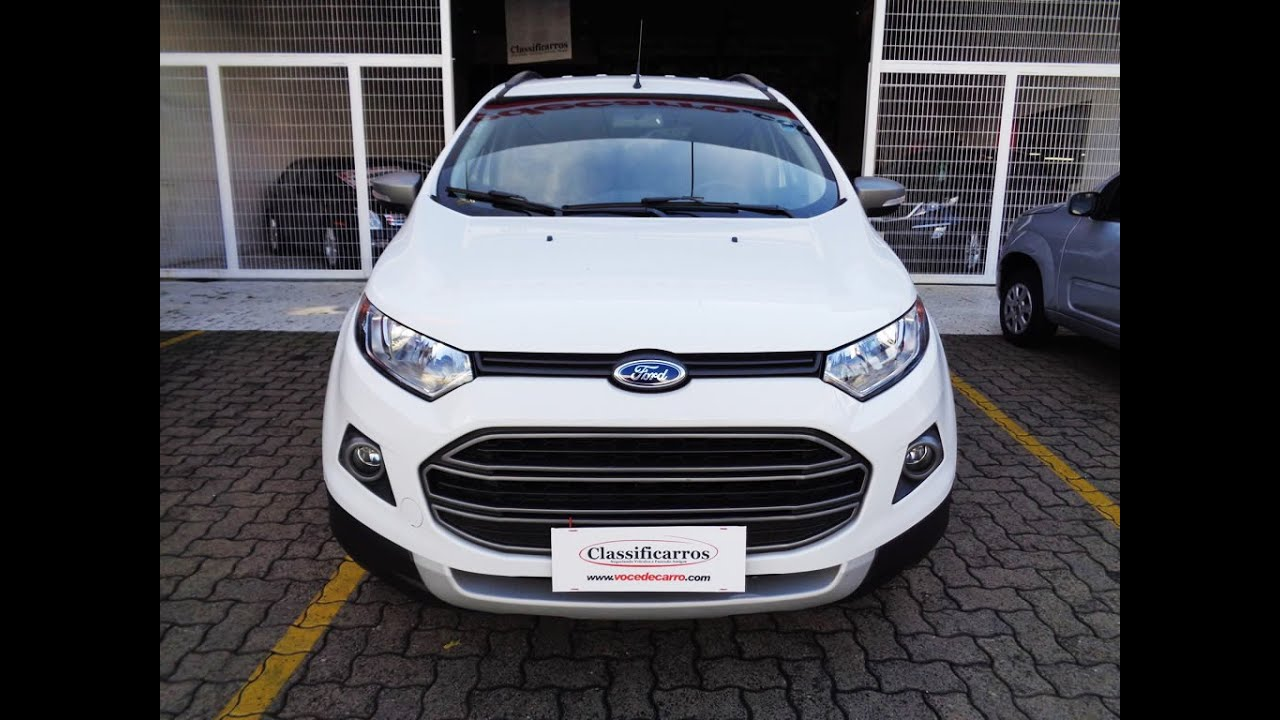 Ford Ecosport Freestyle 1 6 16v  Flex  - 2014