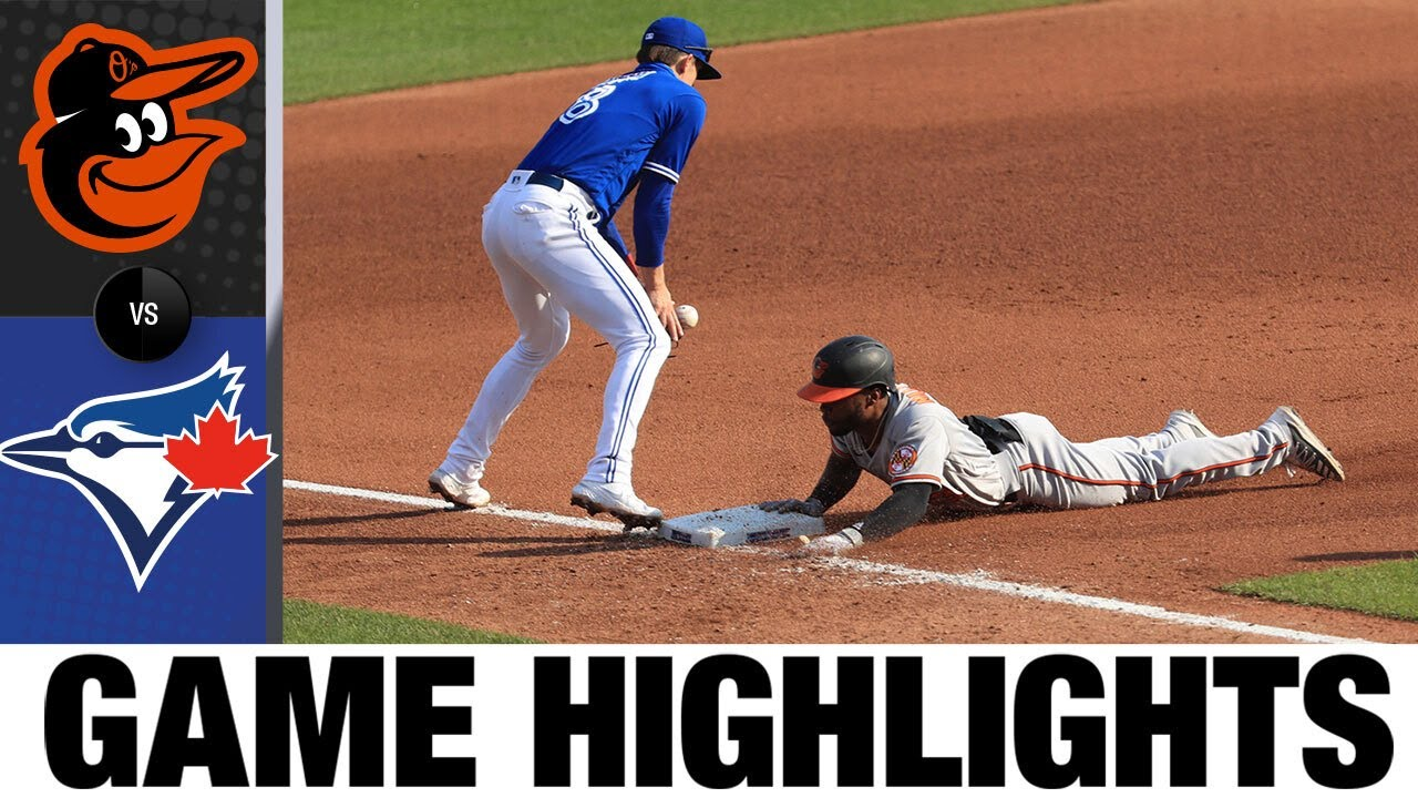 Orioles' offense lifts team to 7-5 win over Toronto | Orioles-Blue Jays Game Highlights 9/27/20