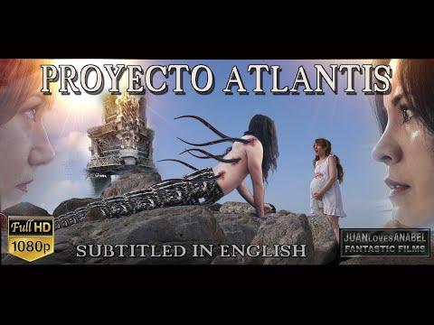PROYECTO ATLANTIS  Pelicula Completa 2019 - Ciencia Ficcion En Español / Full Hd Sci Fi Movie