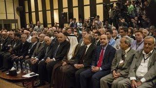 المعارضة السورية تؤكد مشاركتها في محادثات جنيف في 14 آذار/مارس