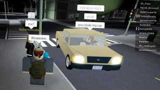 The worst robbery ever... | NHC Roblox