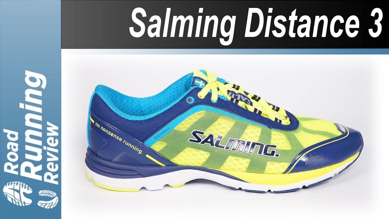 Salming Distance 3 Review - YouTube