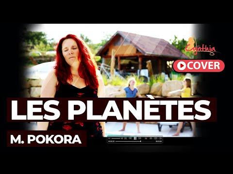 Cynthia Colombo chante : Les planètes - M. Pokora