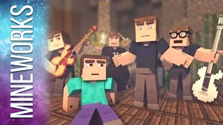 "♫ ""Mining Ores"" - The Minecraft Song Parody of OneRepublic"