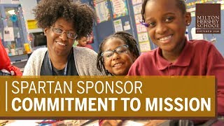 Spartan Sponsor - Commitment to Mission