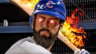 BAT ON FIRE IN WORLD SERIES GAME 4! MLB 16 THE SHOW Road to the Show Gameplay Ep. 36