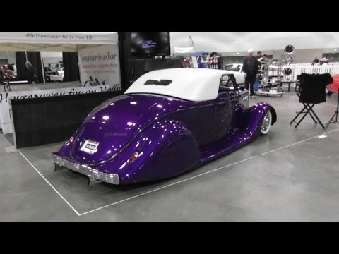 CLASSIC AUTO SHOW LA 2017 Los Angeles Convention Center VIDEO 1 OF 4