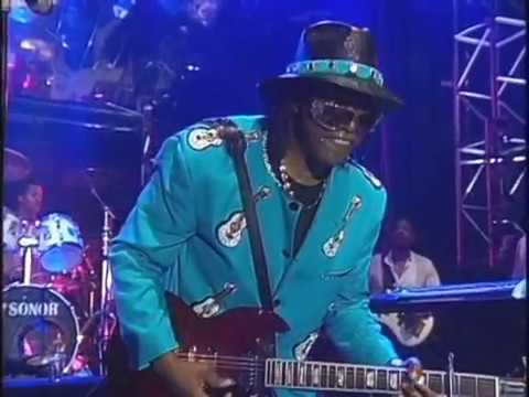 "Best Live solos of Johnny ""Guitar"" Watson, #1: Hessen Concert 1993"