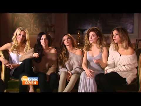 Girls Aloud : Interview (Daybreak 2012)