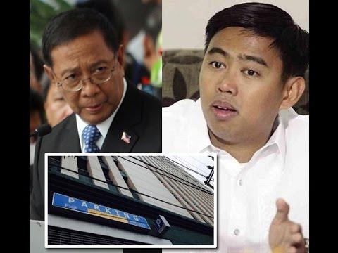 1 Philippine Senate, Blue Ribbon Committee Hearing, Jejomar Binay, Makati city hall Cayetano 9/9