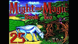 Might & Magic II: Gates to Another World - 25 Volcanic Mapping