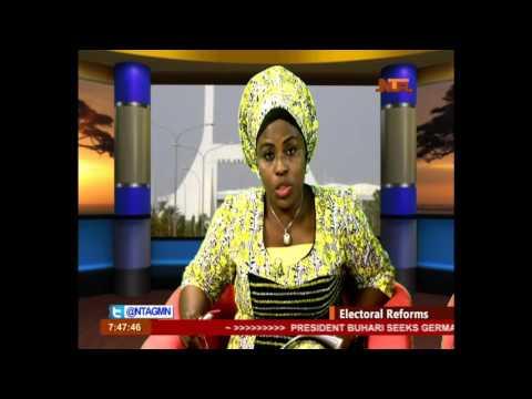NTA Network Good Morning Nigeria 11/10/16