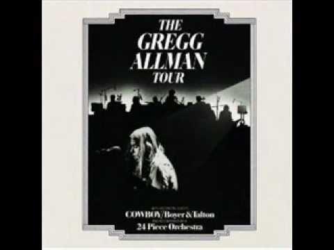 The Gregg Allman Tour 1974-Please Call Home