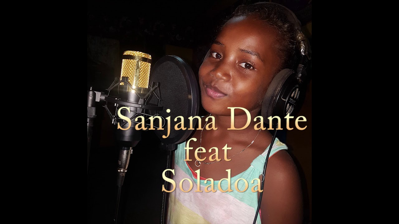 Download Sanjana Dante feat SOLADOA.. (When we were young) Adele cover .