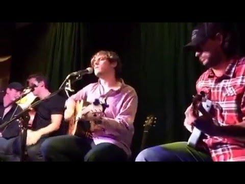 "Nick Poulin ""Rain"" live at The Roasting Room, Bluffton, SC 1/16/16"