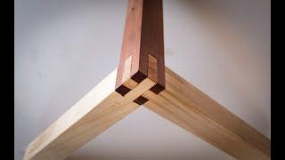 Gambar cover Ensamble De Madera - Triple Wood Joint