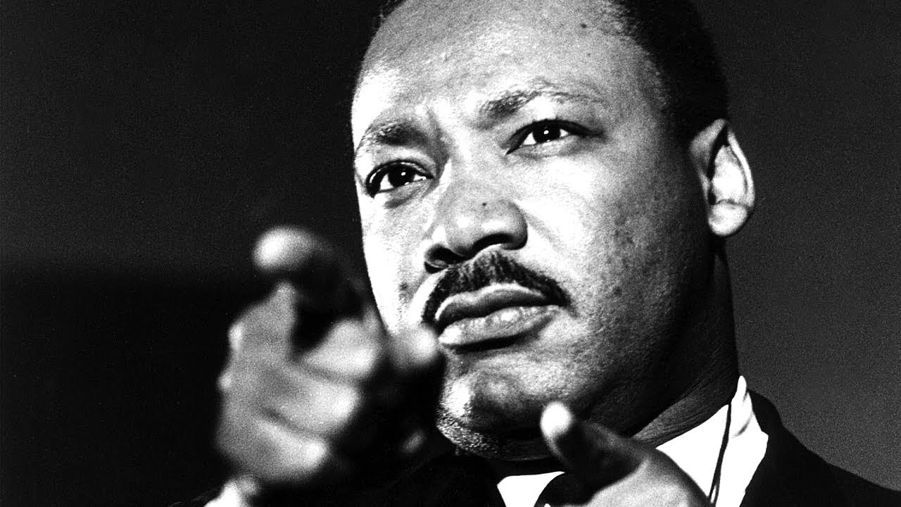Martin Luther King, Jr. Speech Discovered - YouTube