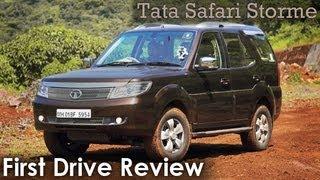 2012 Tata Safari Storme - OnCars Review