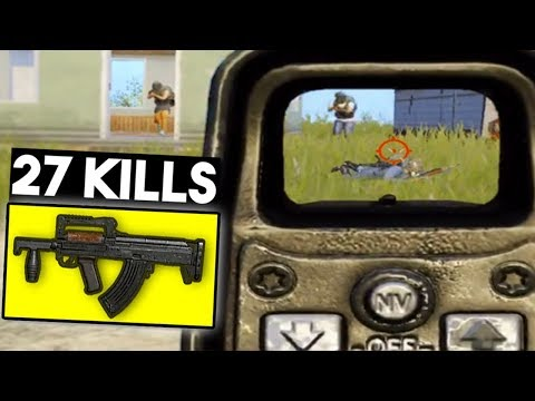 GROZA DESTROYING SQUAD IN SECONDS | 27 KILLS vs Squad | PUBG Mobile