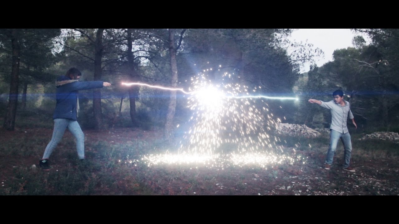 Harry potter effets de sortilege priori incantatem - Sortilege ouverture de porte harry potter ...