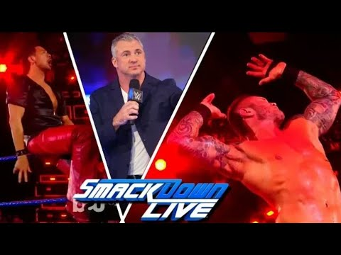 WWE Smackdown 6Dec 2017 highlights thumbnail