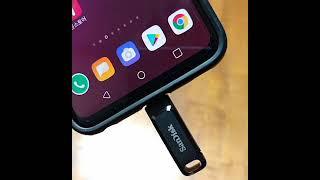 샌디스크 OTG메모리 사용방법, OTG USB 리뷰후기…