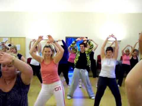 Zumba Exercise Class – Stoke on Trent